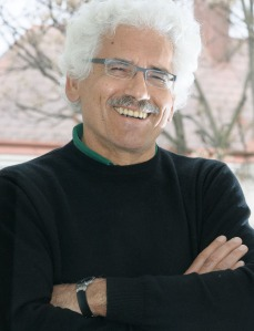 © Franz HAUSNER. 15.04.2010. Portraits von Dr. Lutz Holzinger. Journalist und Autor.