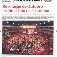 Portugal – 100 Jahre Oktoberrevolution