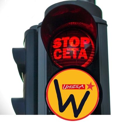 Stop TTIP-CETA Protests in Brussels
