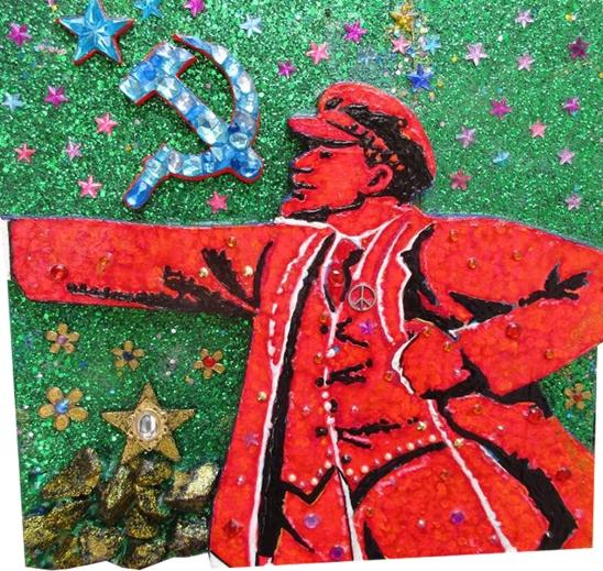 Lenin–April