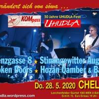 30 Jahre UHUDLA – Das Fest